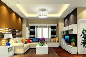 model plafon minimalis ruang tamu terbaru - dekor rumah